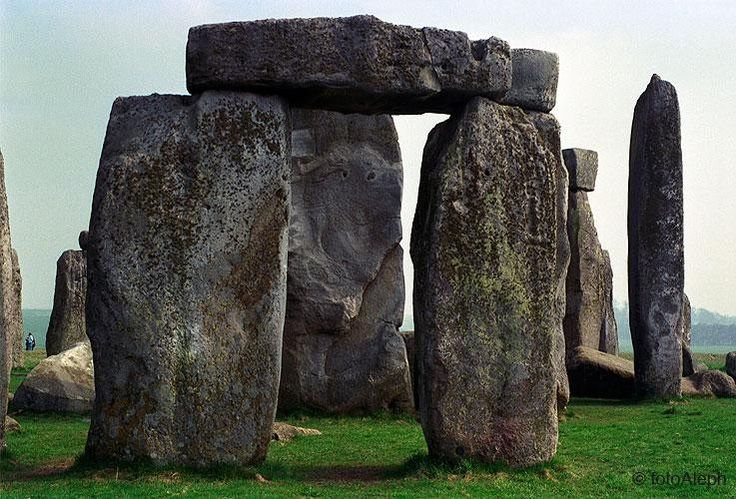 Templos de la prehistoria / fotoAleph