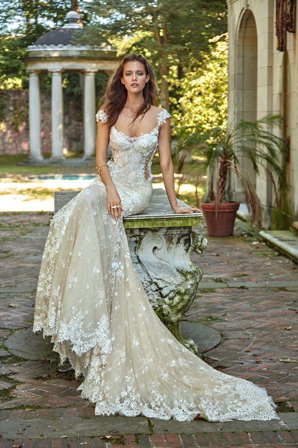 WedLuxe– Galia Lahav – Fall 2017 Lookbook |  Follow @WedLuxe for more wedding inspiration!