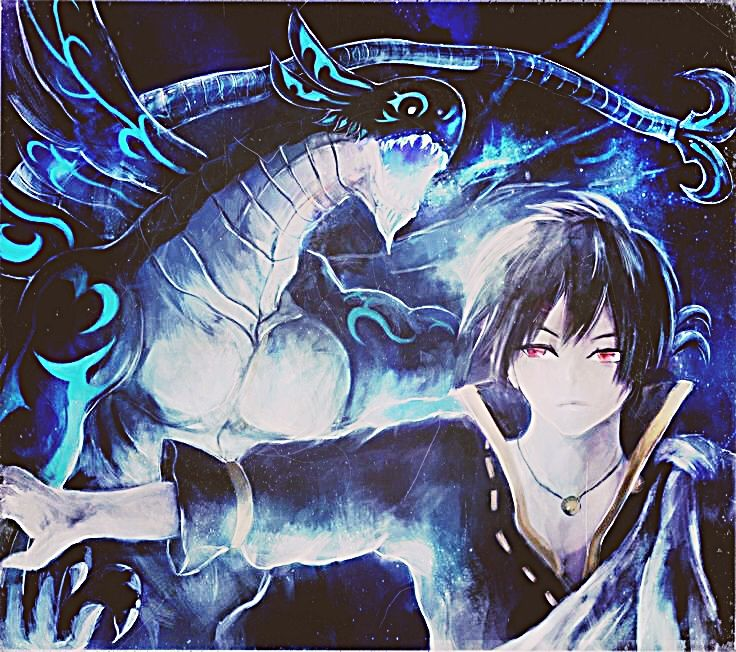 Zeref & Acnologia:  Fairy Tails resident bad asses