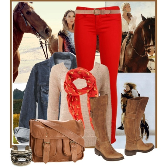 Country Chic outfits