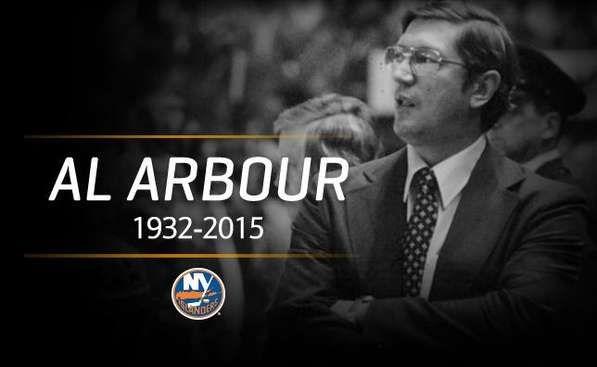 Al Arbour 1932-2015