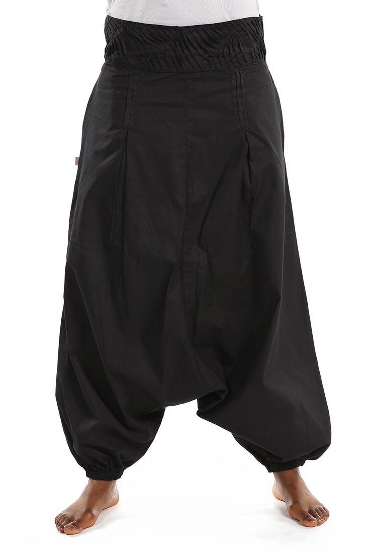 pantalon-saroual-bouffant-petits-plis-noir-purnima.jpg (900×1353)
