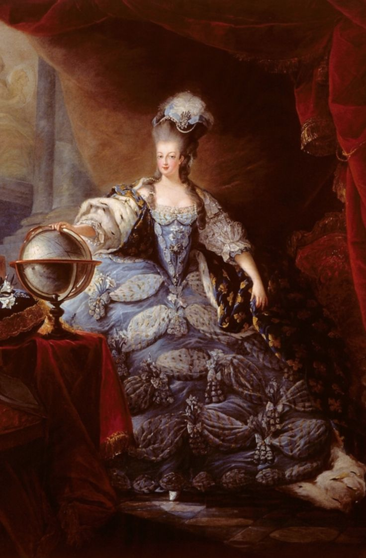 Marie-Antoinette's Journey From Teen Bride To Hated Queen In 15 Paintings