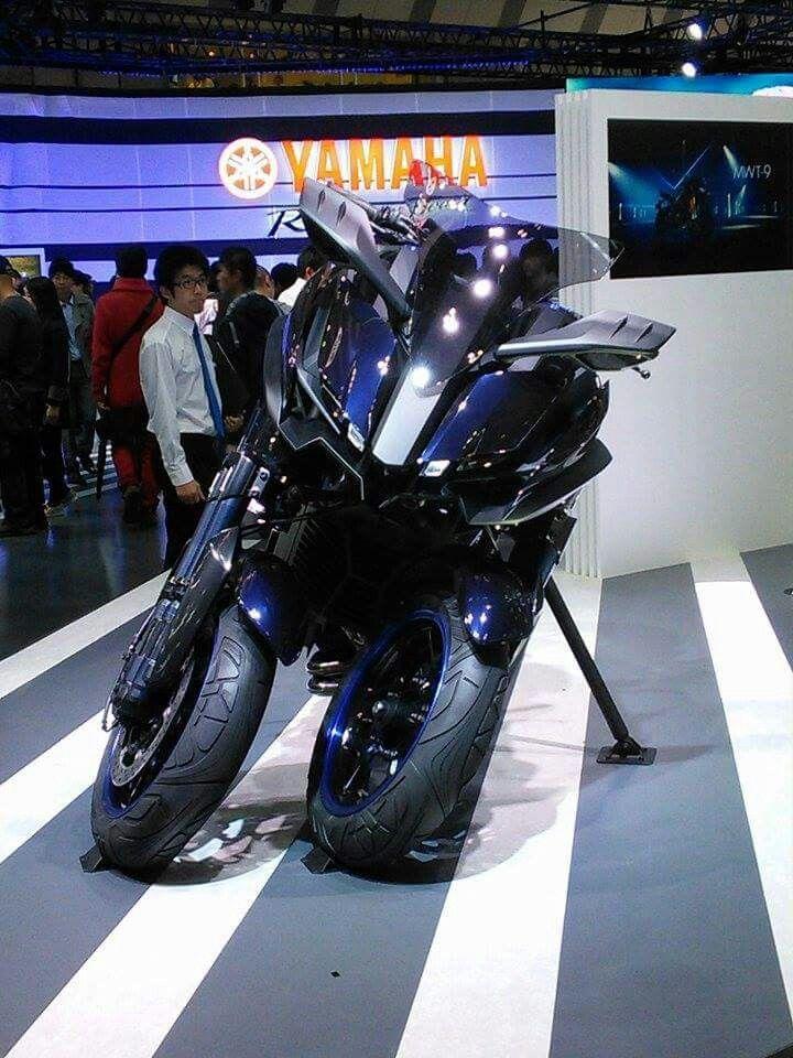 Yamaha MWT 9