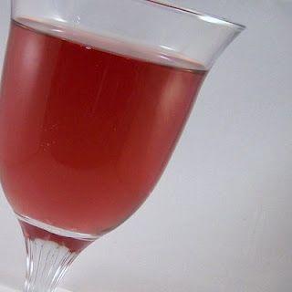 "Homemade Wine ""prison Wine"""