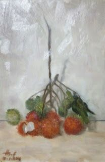 "Filani Art: ""The Rambutan"""