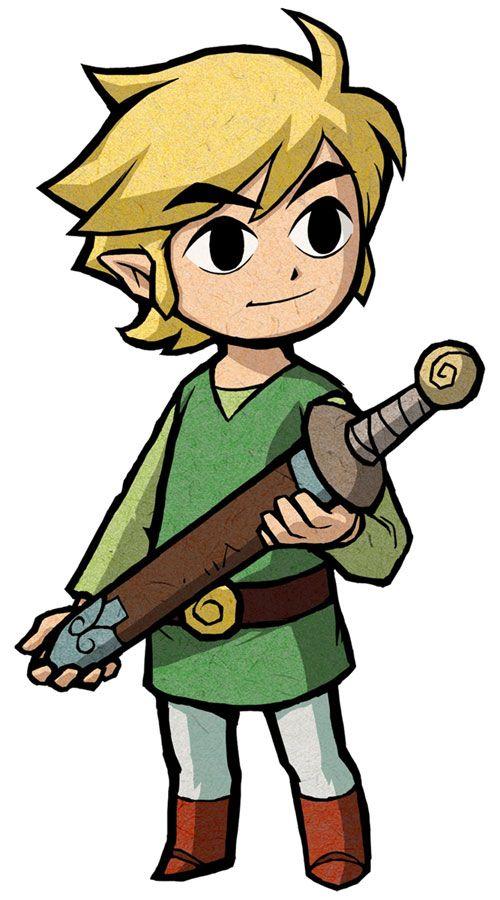 /Minish Link/#175523 - Zerochan | The Legend of Zelda: The Minish Cap (Game Boy Advance, 2004), Toon Link
