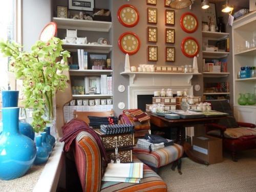 Ben Pentreath's London shop
