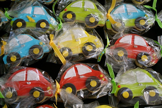 Car Cookie