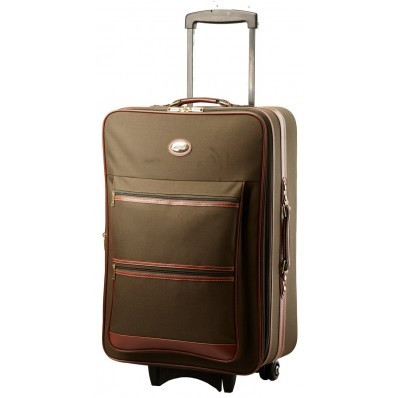 Gold plated accessory elements on this bag enhance its classic look.: Luggage Bags, Accessory Elements, Plated Accessory, Bag Enhance