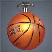 Buy Basketball Featured Chandelier in Warm Light with Lowest Price and Top Service!