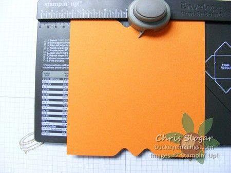 Tolle Anleitung für jede Größe zu machen ! Boxes from the Envelope Punch Board