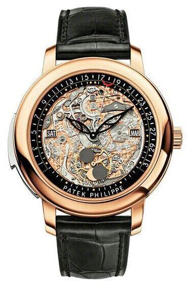 Часы скелетон patek philippe наручные механические часы мужские каталог