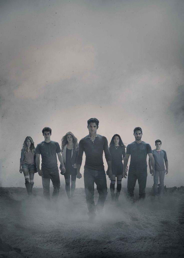 Teen Wolf ~ Can't go back ~ Season 4 ~ Scott, Derek, Stiles, Lydia, Kira, Malia  Liam.