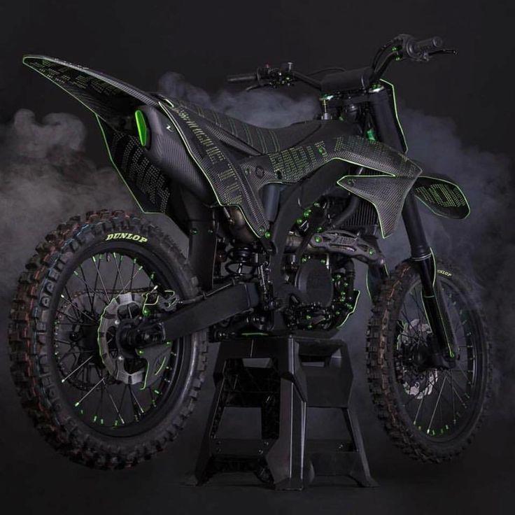 sick looking dirtbike