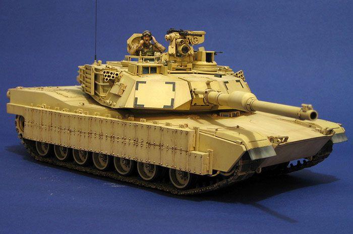 3536 - 1/35 M1A2 SEP - Dragon Plastic Model Kits