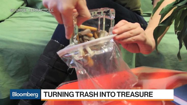 """Tom Szaky, Terracycle founder and CEO, discusses how the startup plans to achieve its goal of eliminating waste. He speaks with Bloomberg's Julia Chatterley, Joe Weisenthal and Scarlet Fu on """"What'd You Miss?"""" (Source: Bloomberg)"""