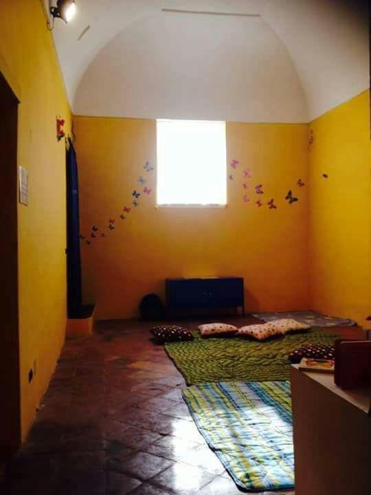 """La casa dei """"Nati per leggere"""" il programma di lettura in famiglia 0-6 anni. Procida"""