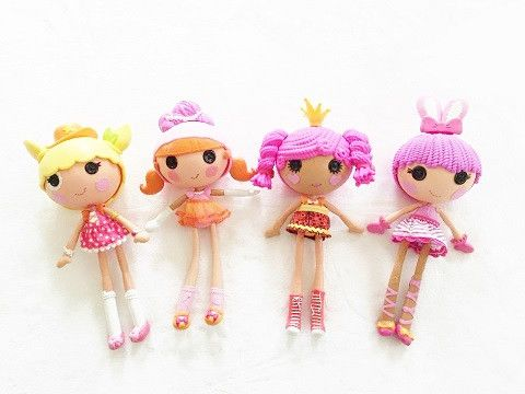 Lalaloopsy Large Doll Set