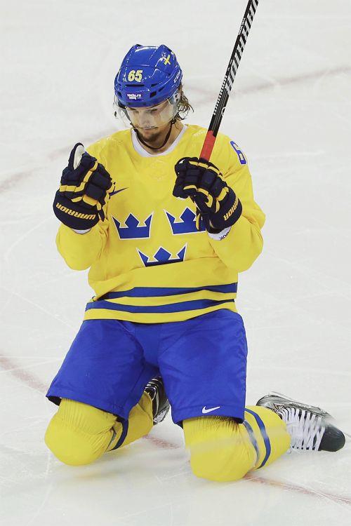 Erik Karlsson, Team Sweden, Sochi 2014