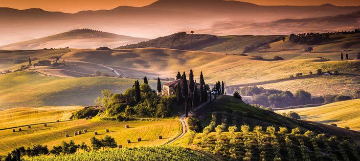 Viajar a la Toscana de vacaciones | My Way rutas en coche