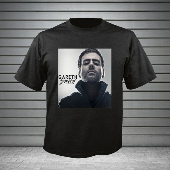 Gareth Emery design for tshirt by GarageClothing on Etsy