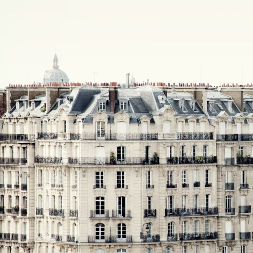 one day we're gonna live in paris, i promise.
