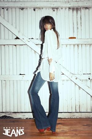 Bellmur jeans lookbook invierno 2012