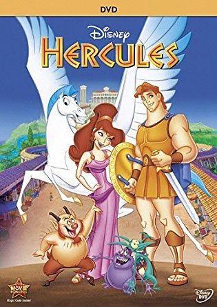 Barbara Barrie & Danny DeVito & John Musker & Ron Clements-Hercules