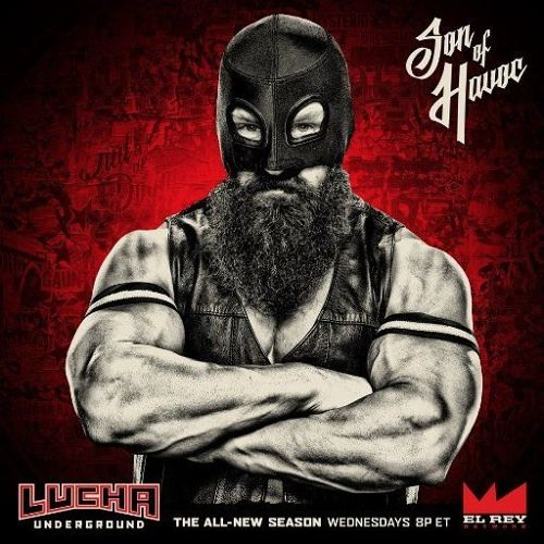Son Of Havoc Discusses Lucha Underground Season 3 WWE Tough Enough Cruiserweight Classic More by Wrestlezone Radio