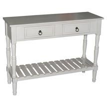 Dunelm mill brooklyn white console table for the home pinterest shops white console - Dunelm console table ...