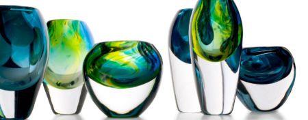Sini Majuri csodálatos váza kollekciója