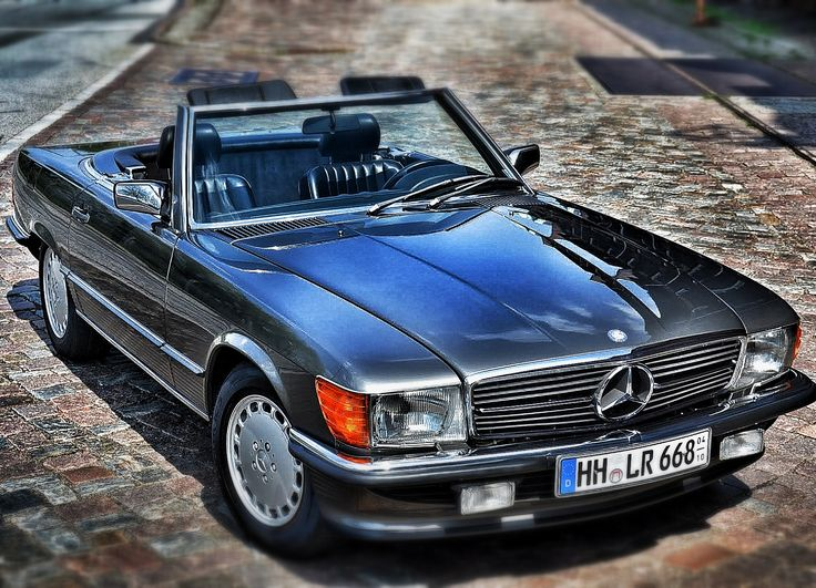 #Mercedes Benz #SL (R107) #MercedesBenzofHuntValley