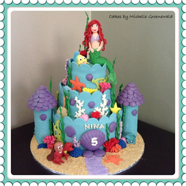 17 Best images about Kids cakes by Michelle Groenewald on ...