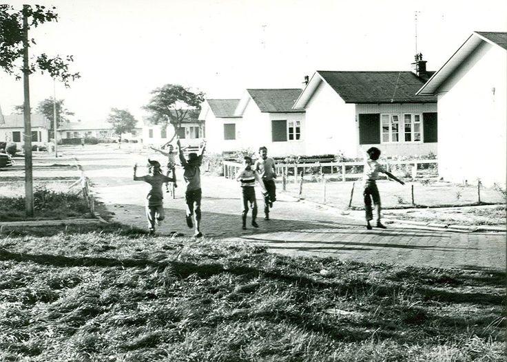 De Biezen tussen 1960 en 1970.