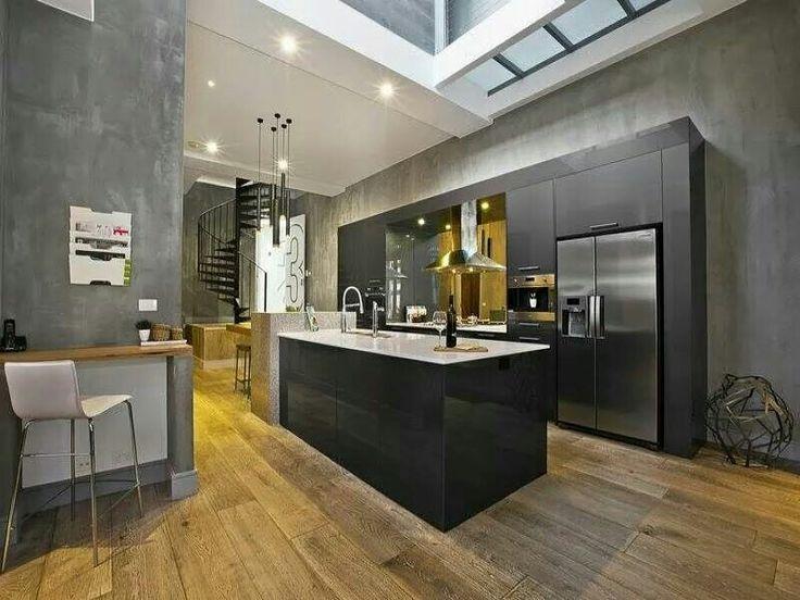 Alyssa and Lysandra's kitchen from fans vs favs The Block. | Interior/Exterior  Design & Decor | Pinterest | Kitchens, Exterior design and Interiors