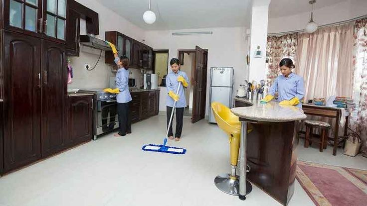 Hiring apartment cleaning services near your location