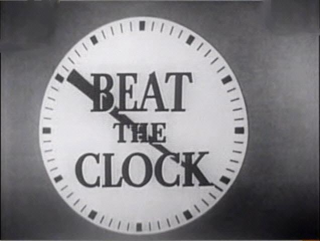 beat the clock game ideas