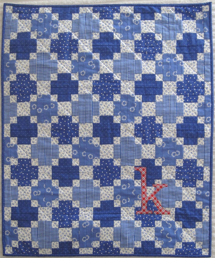 88 best BLUE AND WHITE QUILTS images on Pinterest | White duvet ... : blue white quilt patterns - Adamdwight.com