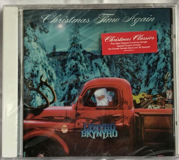Holiday CD LYNYRD SKYNRD Christmas Time Again 11 Classic Xmas Songs New Sealed  | eBay