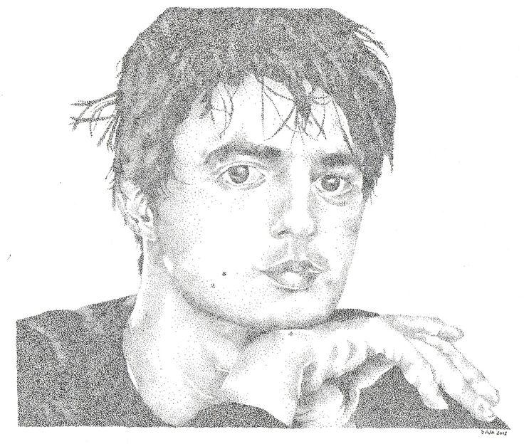 Pete - www.sereninspired.com - pointillism