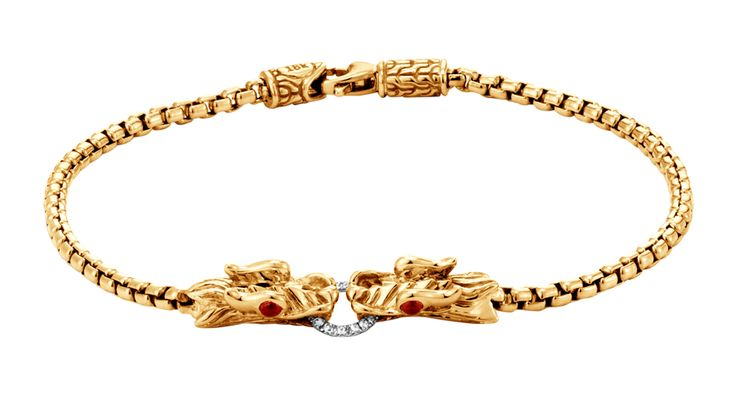 11 Must-Haves That Channel the Olsen Twins' Style - JOHN HARDY BRACELET from InStyle.com