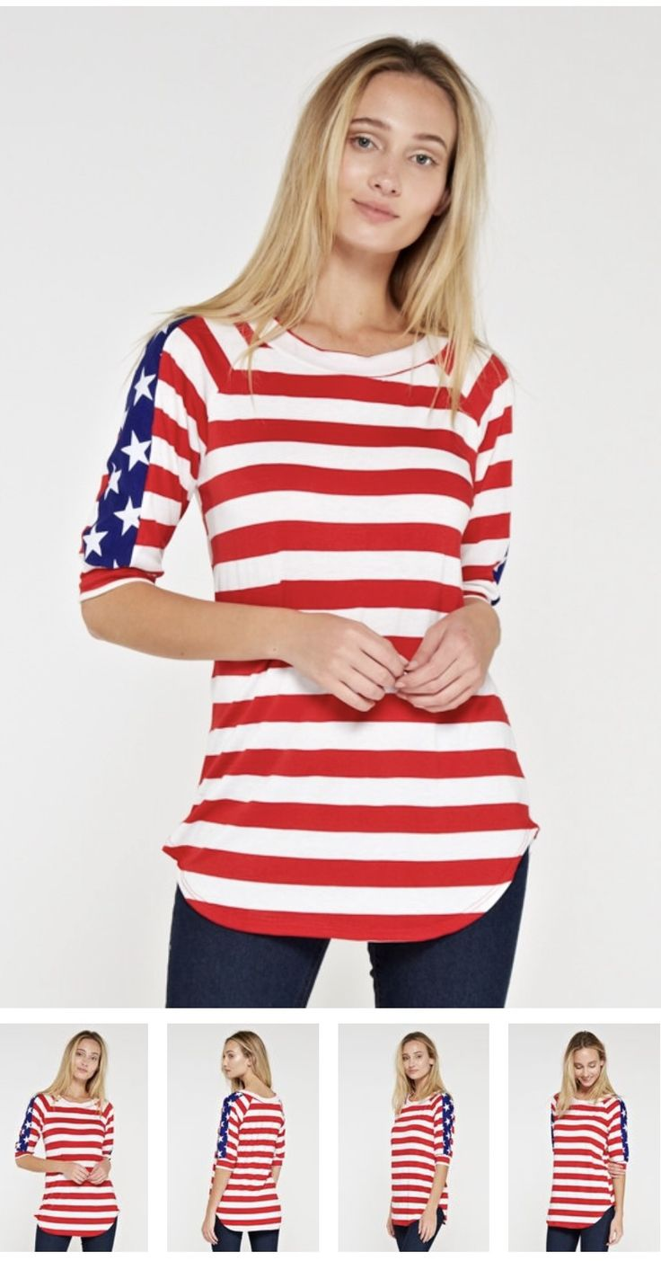 American Flag shirt. Fits true to size.    This is a PRE-ORDER item. Please allow 2-3 weeks for delivery.     | Shop this product here: http://spreesy.com/Ccboutiquewy/32 | Shop all of our products at http://spreesy.com/Ccboutiquewy    | Pinterest selling powered by Spreesy.com