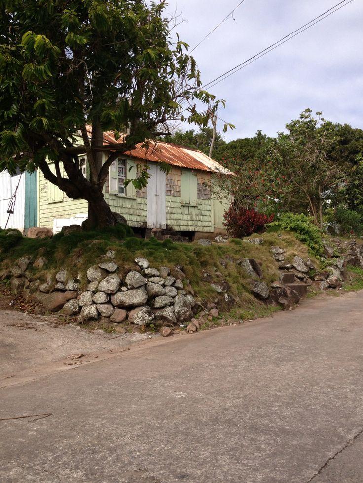 Rawlins Nevis, West Indies...