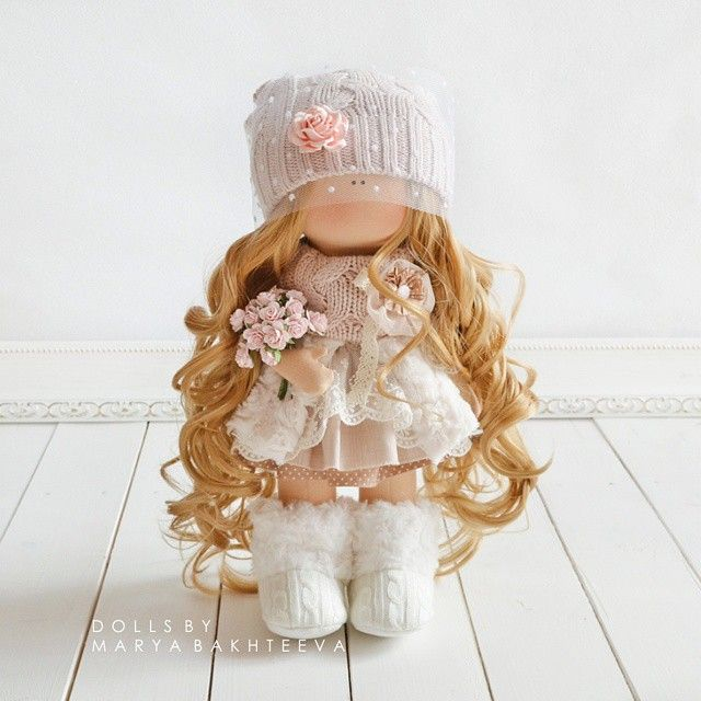 Куколка продана Участвует в конкурсе от@besedinajulia #show_me_your_hobby