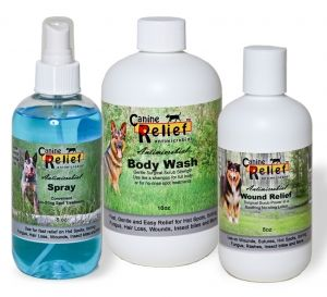 anti yeast anti allergy kit for dogs