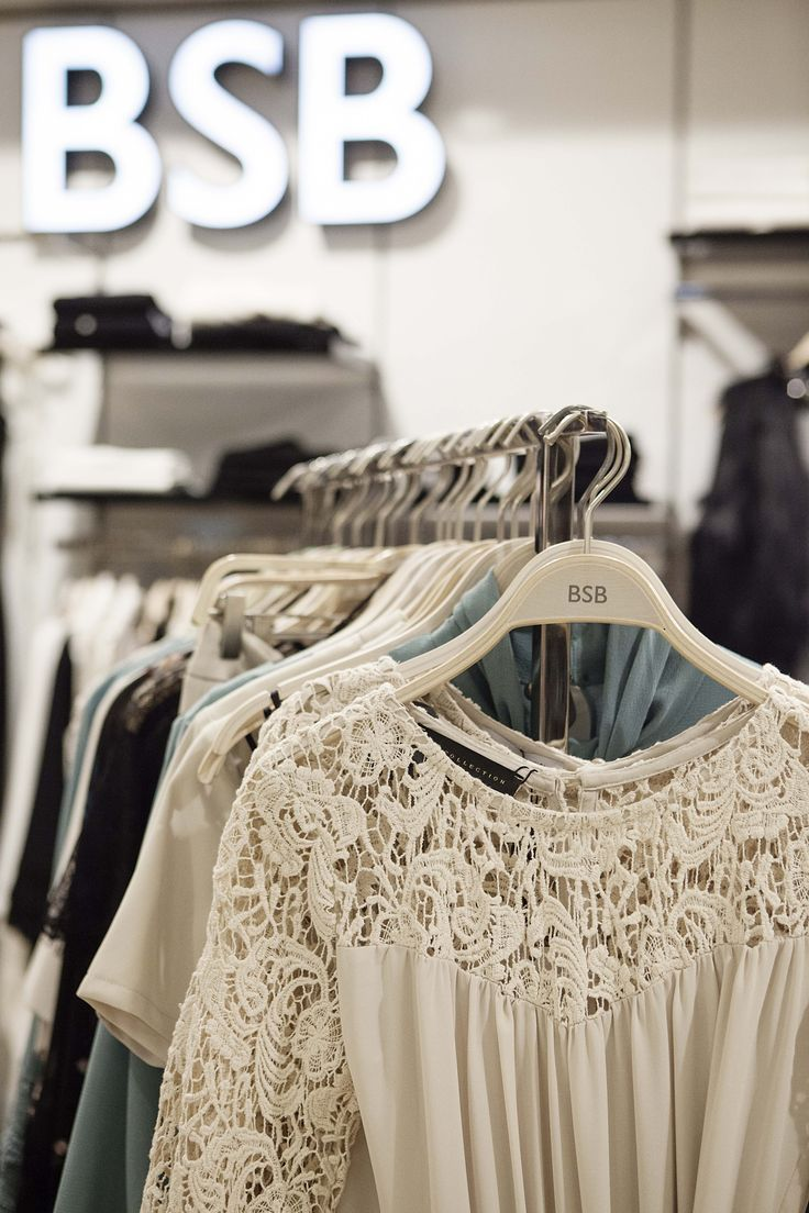Lace is all over our #stores! #BSB_stores