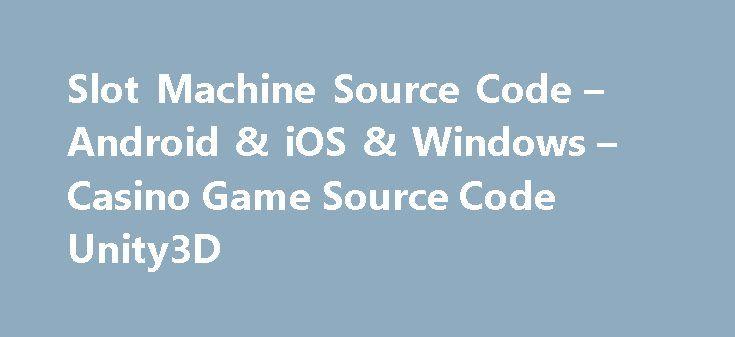 online casino source code
