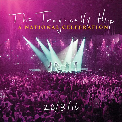 The Tragically Hip are Gord Downie, Paul Langlois, Rob Baker, Gord Sinclair & Johnny Fay.
