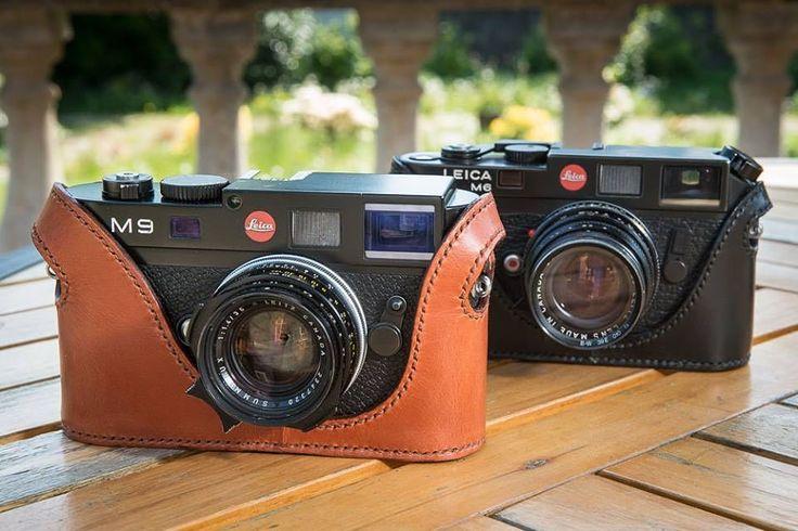 Our last Classic Cases delivery to Japan. . . . #イギリス製 #イギリスブランド #ハンドメイドレザー #革小物 #オーダーメイド #レザークラフト #カメラケース #ライカ #カメラアクセサリー #Leica #madeinengland #britishbrand #orcacollective